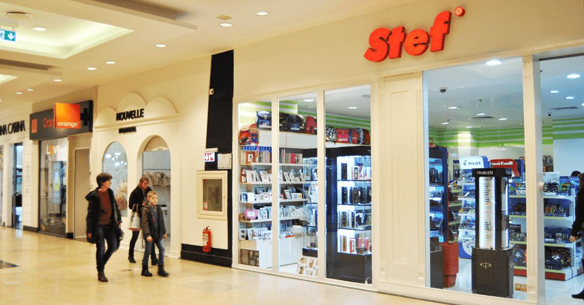 Stef Iulius Mall - Magazin si Copycenter
